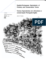 Forestry and Conservation Terms
