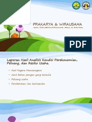 Prakarya Wirausaha