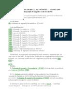 OUG Nr 158-2005 Actualizata