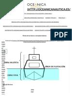 Partes de Un Barco; Conceptos Básicos - Oceanica Náutica