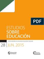 Urdimbre afectiva y educación. Aproximación a las ideas pedagógicas de Juan Rof Carballo