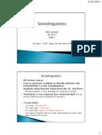 Sociolinguistics_1
