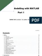 Matlab Notes Part1