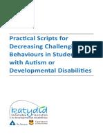 Practical Scripts