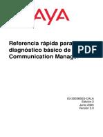 Diagnóstico Básico de Avaya
