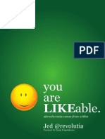 """Sample Chapter of """"You Are LIKEable"""""""