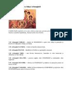 Canonul Celor Şapte Sfinţi