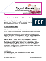 Natural Emulsifiers and Preservative Factsheet FINAL (2)