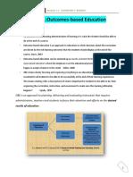 Module - Principles of Teaching 2