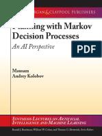Markov Decision