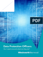 Data Protection Officers (1)