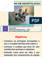 AULA 3 - Biossegurança e Ergonomia. PDF