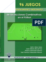 96 Juegos Para El Entrenamiento Integrado de La Tá... ---- (Pg 1--25)