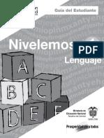 Cartilla lenguaje Nivelemos 1 - estudiante.pdf