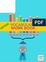 Aptis Vocabulary Study Workbook d6013de05656c2938