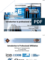 CPD 2 - Introduction to Professional Affiliation