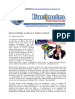 Por Diego Olivera Evia América Latina bajo una década de violencia derechista