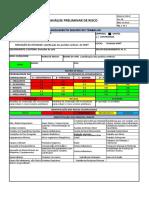 1.1.2Analise de Risco - Atividade Lubrificação Dos Portôes Verticais Do WWT