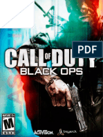 Call of Duty - Black Ops - Manual - PS3