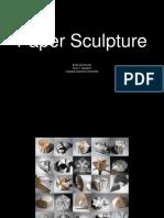 paper sculpture pwpt