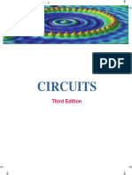Circuits Third Edition Preview Front Matter Chapter 1