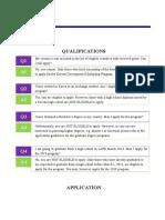 KGSP U FAQ(2018) Regional University