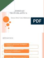 Enfermedad trofoblastica