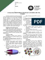 Papilomavirusurile umane si cancerul de col uterin.pdf