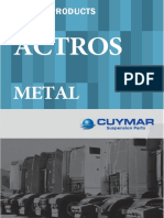 Actrosmetal News