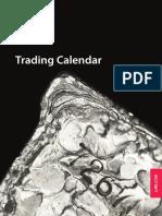 2015 2025 LME Trading Calendar