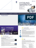 Brochure Hyosung