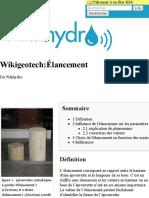 Wikigeotech_Élancement - Wikhydro