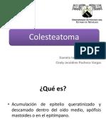 Colesteotoma ORL