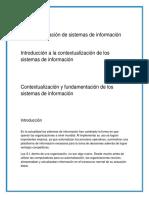 Conceptualizacion de Sistemas de Informacion
