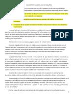 Diagnostico y Clasificacion en Psiquiatria