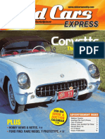 Old Cars Express July 2017