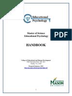 Edpsych GMU Handbook
