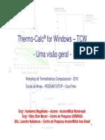 Workshop TC2010 0uroPreto