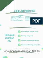 Teknologi Jaringan 5G PPT