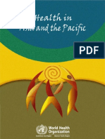 Health in Asia and the Pacific