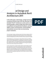 Revit Architecture 2011 Whitepaper Conceptual Design Copy