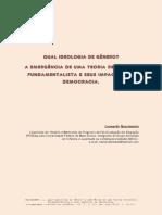 [Artigo] NASCIMENTO, Leonardo - Qual Ideologia de Genero