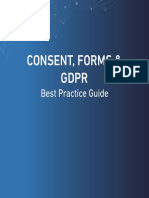 GDPR Whitepaper Forms