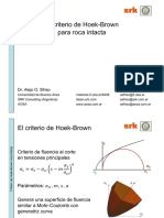 ASfriso 304 Hoek-Brown Roca Intacta