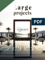 Ezarri Large Proyects Web