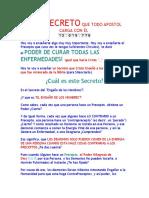 Escucha EL GRAN SECRETO que Todo Apostol CARGA CON EL ^_^ 9.docx