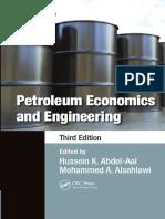 Petroleum Economics and Engineering,3rd Ed