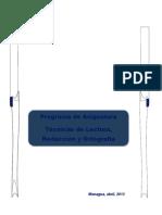 2015 Programa Técnicas de Lect. Redacc y Ortografia