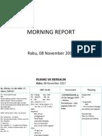 Morning Report 18 November 2017.pptx