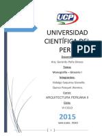 Monografia Peruana II